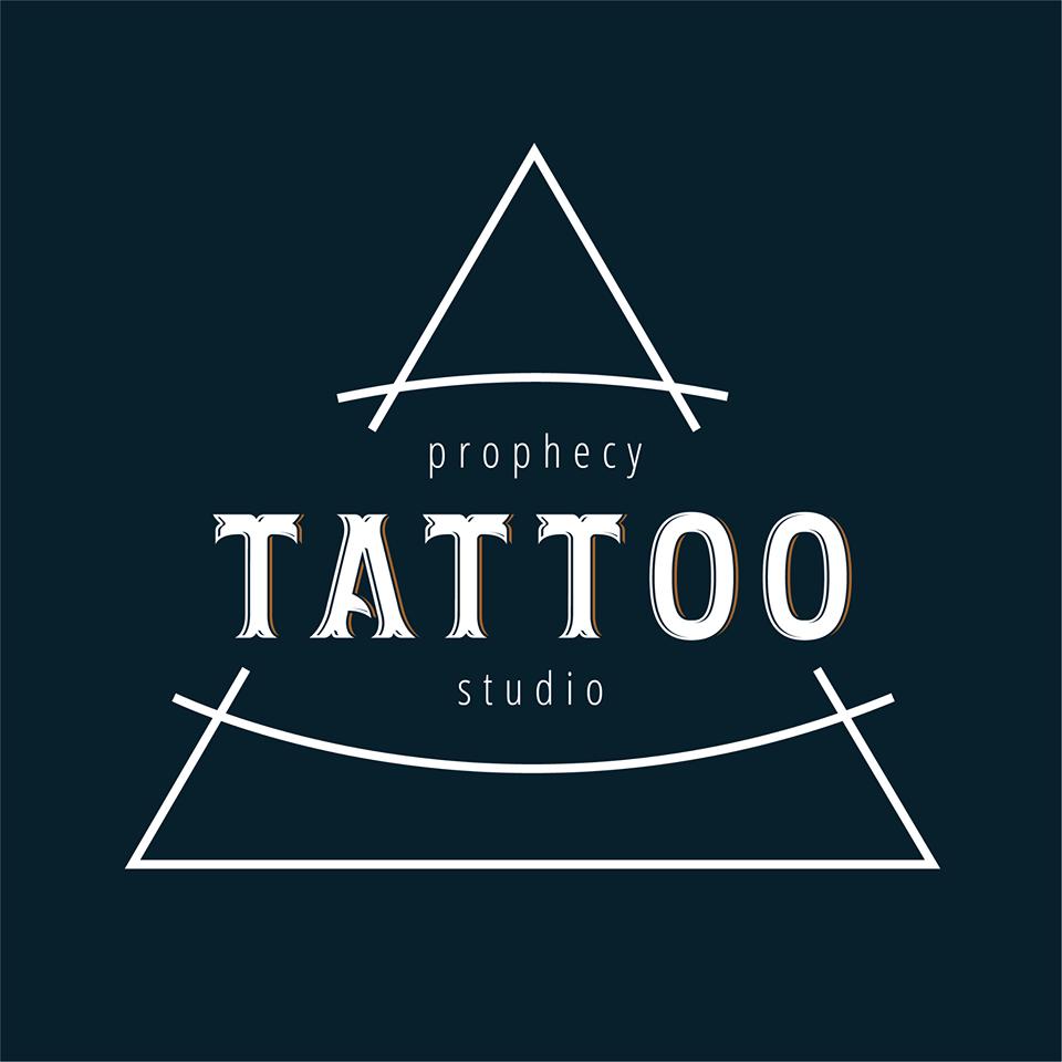 Prophecy Tattoo Studio Logo