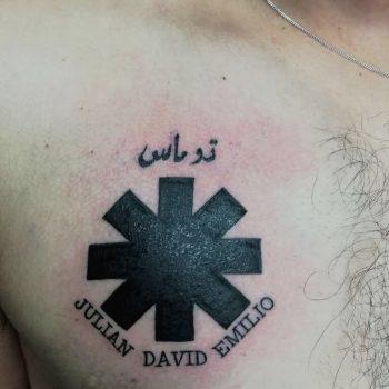 lion tattoo, geometric, tattoo, animal tattoo
