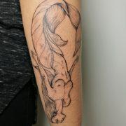 tattoo, mermaid tattoo, sketch tattoo, blackwork, dotwork, traditional tattoos