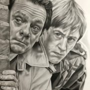 tattoo shop, barkingside, illford, piercings, only fools and horses, art, commissions, portraits,
