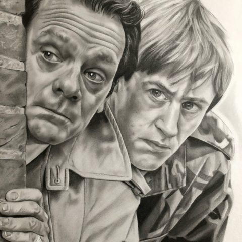 Natasha Jackson, tattoo shop, barkingside, illford, piercings, only fools and horses, art, commissions, portraits,